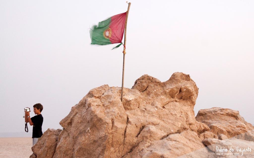 Tunísia: Chott El Jerid | Diário do Viajante