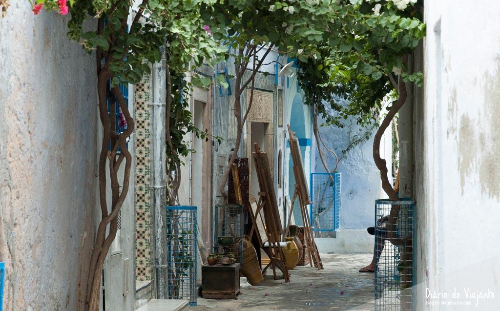 Tunísia: Hammamet | Diário do Viajante