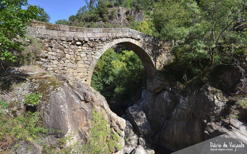 Ponte da Misarela | Parque Natural Peneda-Gerês