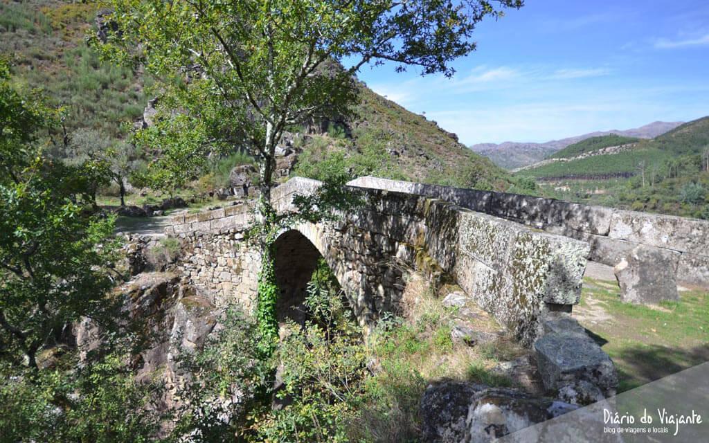 Portugal: Ponte da Misarela | Diário do Viajante