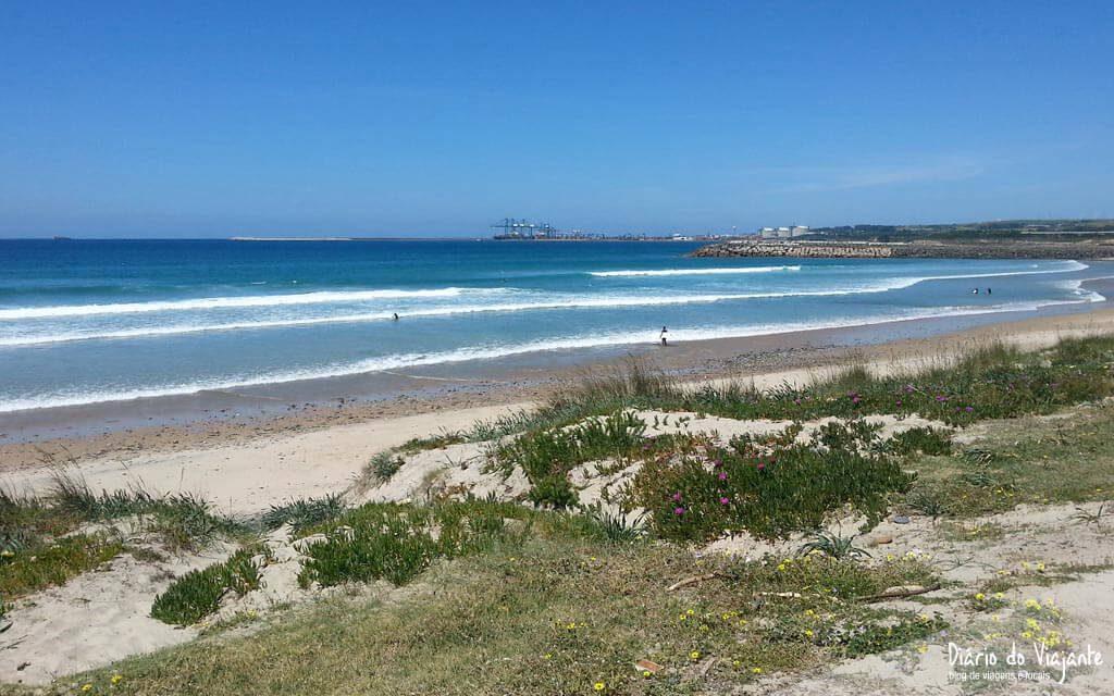 Praia de São Torpes, Lisboa a Sagres pela Costa Vicentina | Diário do Viajante