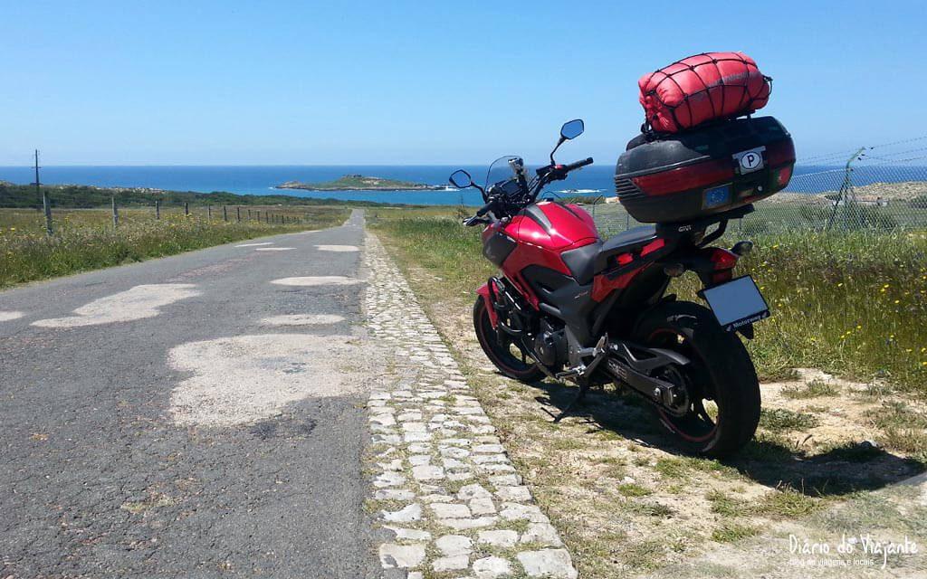 Ilha do Pessegueiro, Lisboa a Sagres pela Costa Vicentina | Diário do Viajante
