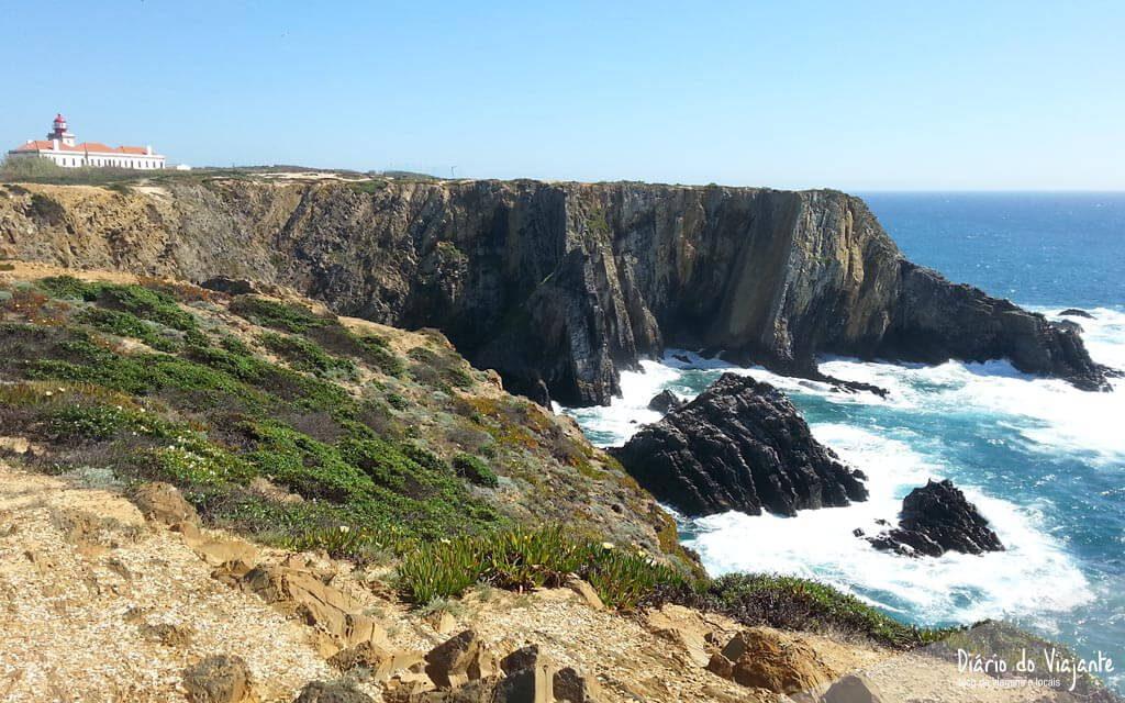Cabo Sardão, Lisboa a Sagres pela Costa Vicentina | Diário do Viajante