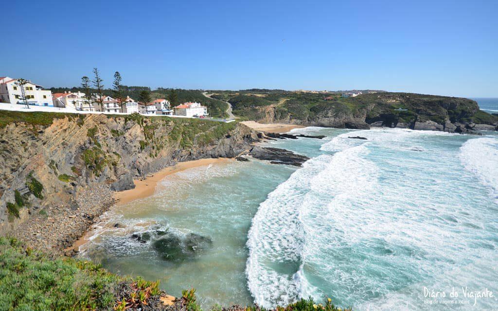 Zambujeira do Mar, Lisboa a Sagres pela Costa Vicentina | Diário do Viajante