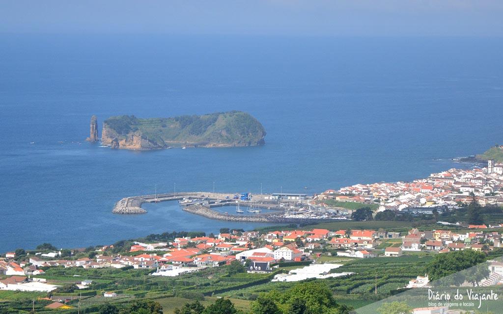 Portugal: TOP10 para São Miguel, Açores - Ilhéu Vila Franca do Campo | Diário do Viajante