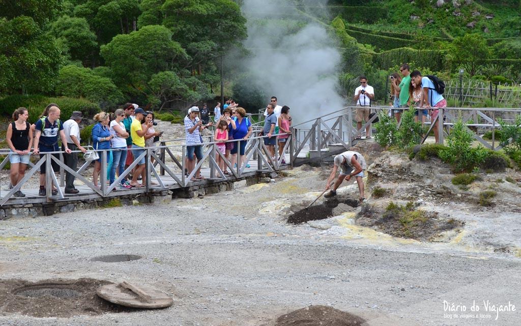 Portugal: TOP10 para São Miguel, Açores - Lagoa das Furnas | Diário do Viajante