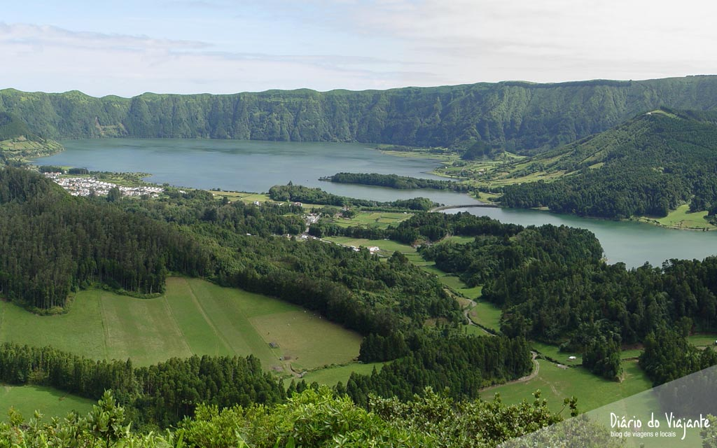 Portugal: TOP10 para São Miguel, Açores - Lagoa das Sete Cidades | Diário do Viajante