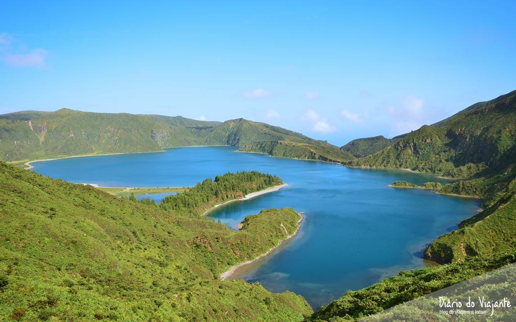 Portugal: TOP10 para São Miguel, Açores - Lagoa do Fogo | Diário do Viajante