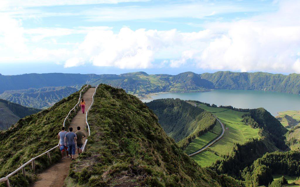 TOP10 para São Miguel, Miradouro da Grota do Inferno | Açores