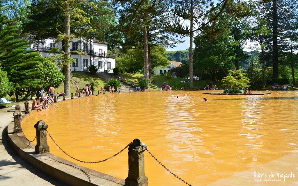 Portugal: TOP10 para São Miguel, Açores - Parque Terra Nostra | Diário do Viajante