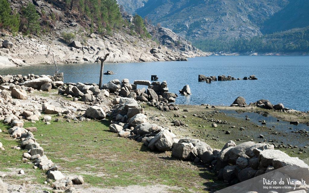 Vilarinho das Furnas Dam | Diário do Viajante