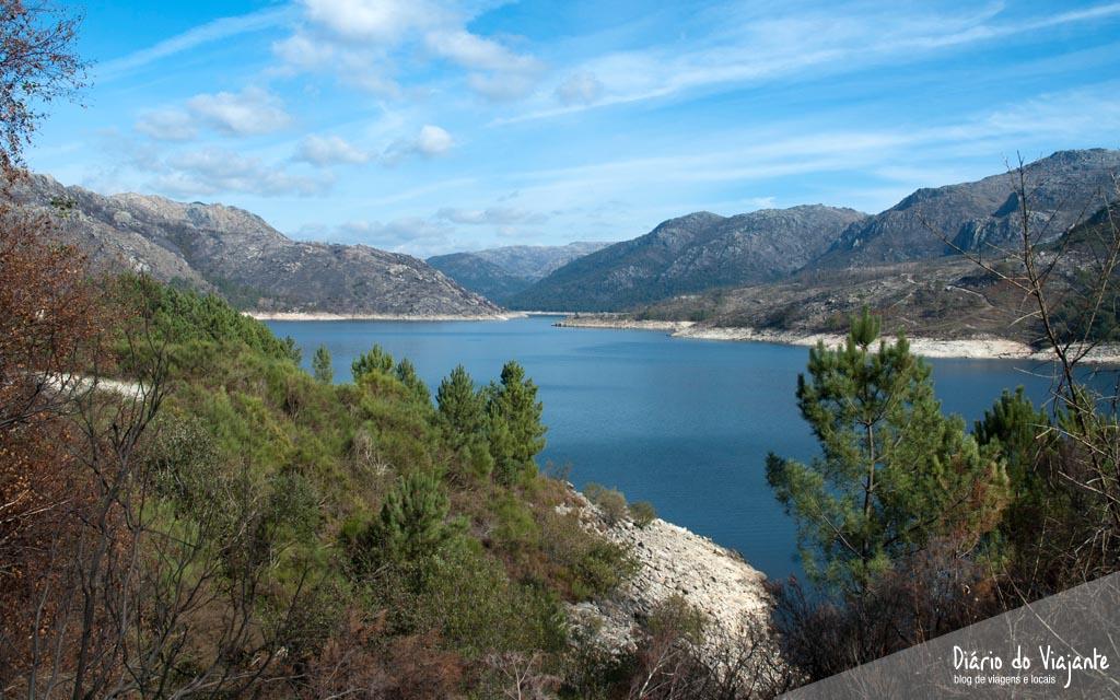 Parque Natural Peneda-Gerês, Barragem de Vilarinho das Furnas | Diário do Viajante