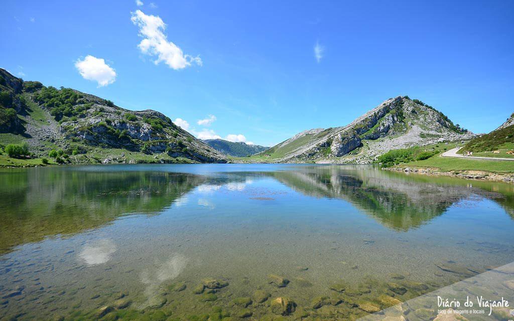 Viagem de Lisboa aos Picos da Europa | Diário do Viajante
