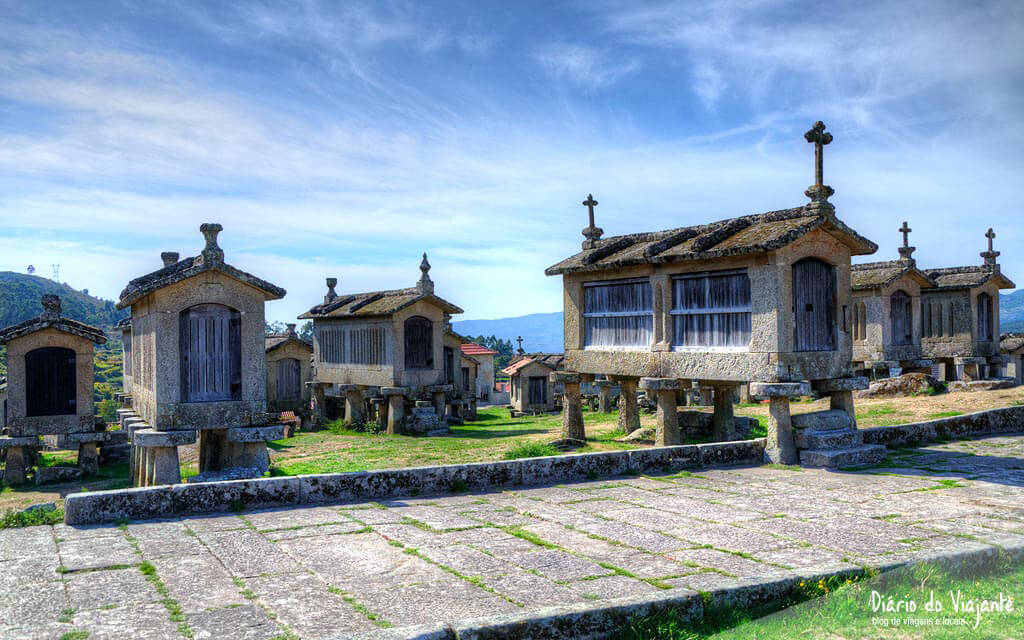 Parque Natural Peneda-Gerês, Aldeia de Lindoso | Diário do Viajante