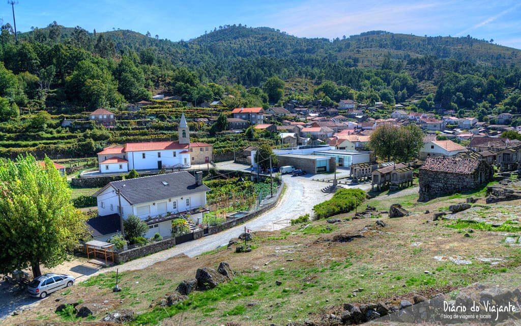 Aldeia de Lindoso | Parque Nacional da Peneda-Gerês