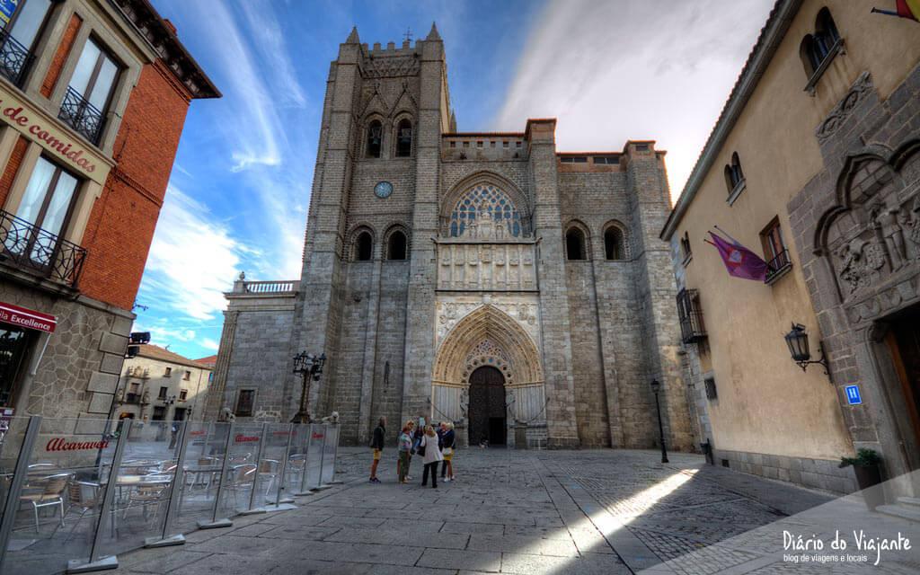 O que esconde a muralha de Ávila | Diário do Viajante