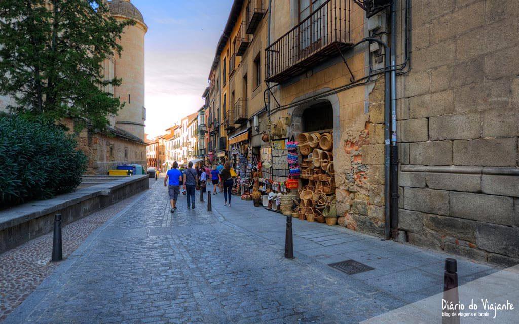 Um dia em Segóvia | Espanha