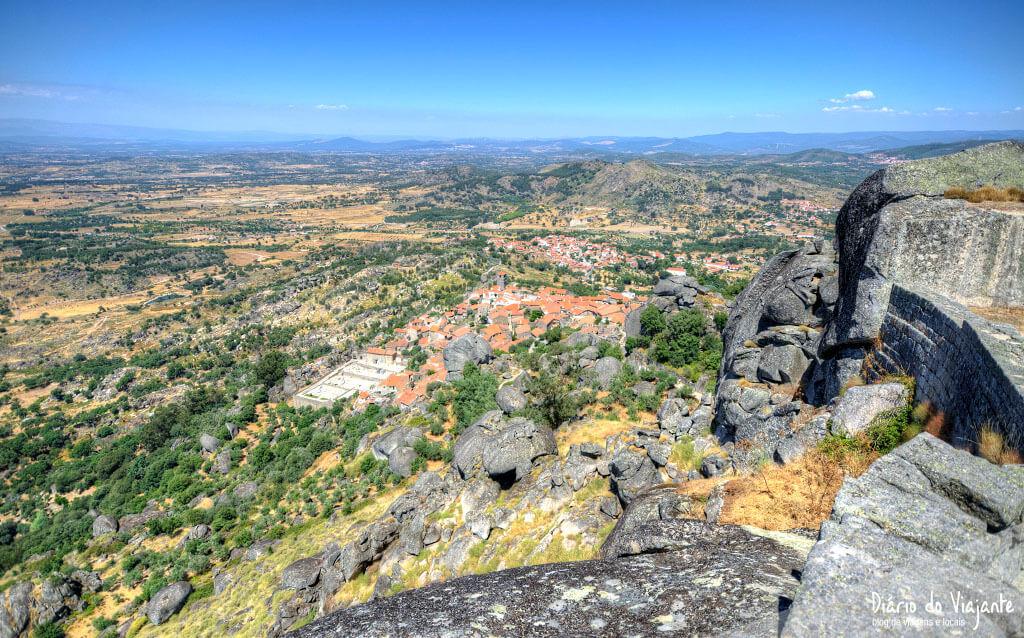 Monsanto | Alto Alentejo e Beira Baixa | Diário do Viajante