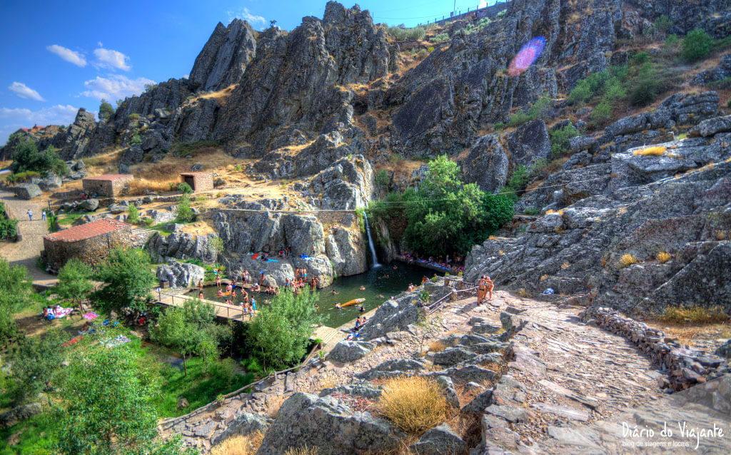 Penha Garcia | Alto Alentejo e Beira Baixa | Diário do Viajante
