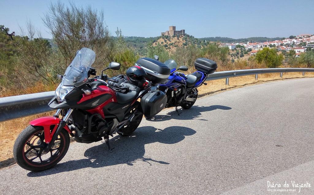 Castelo de Belver | Alto Alentejo e Beira Baixa | Diário do Viajante