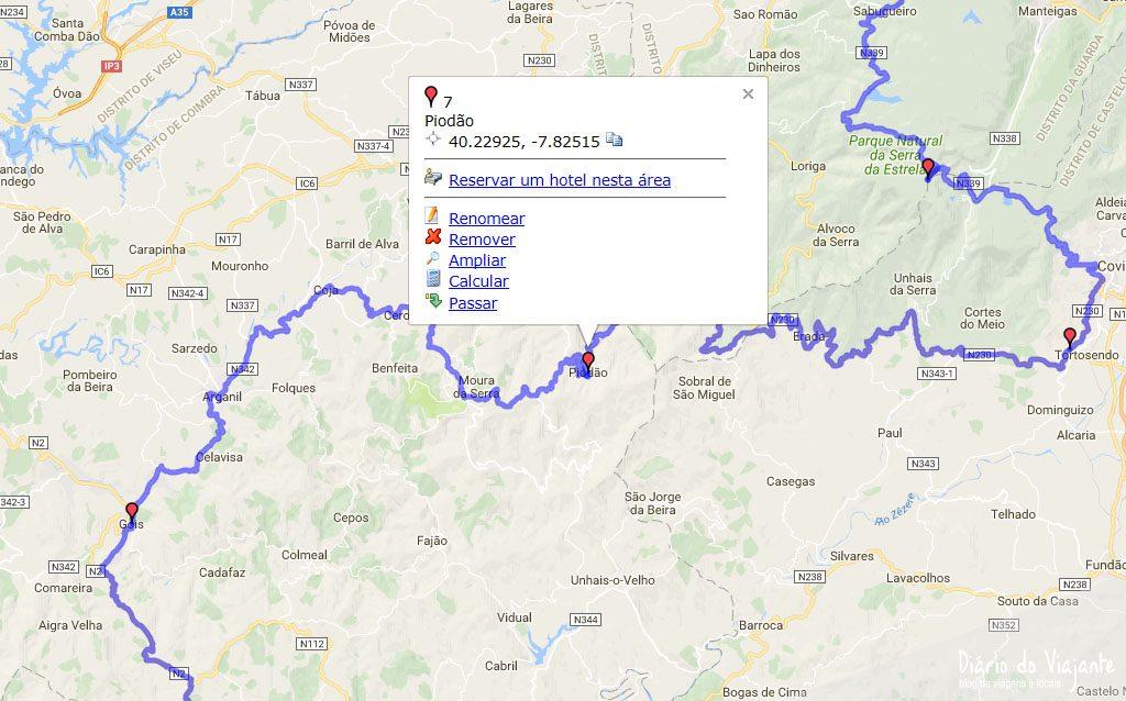 Planear Viagens com o TyreToTravel | Conselhos e Dicas