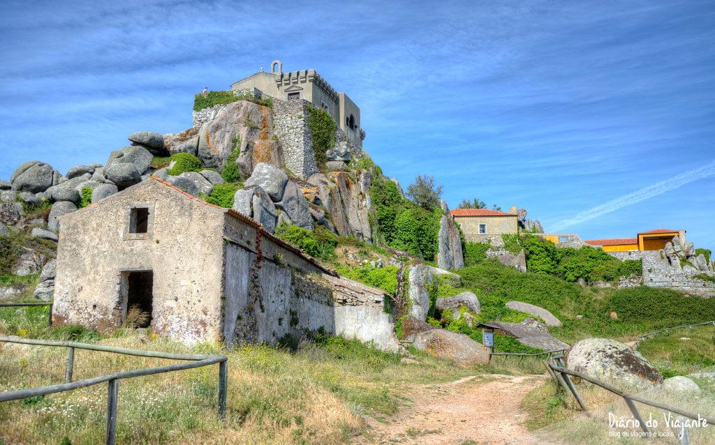 Sintra: Santuário da Peninha, um miradouro de Cascais até Lisboa | Diário do Viajante