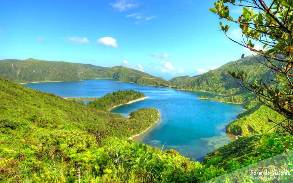Caminhada pela Lagoa do Fogo. Açores | Diário do Viajante