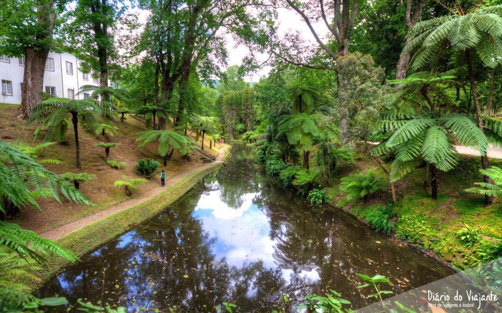 Parque Terra Nostra | Açores