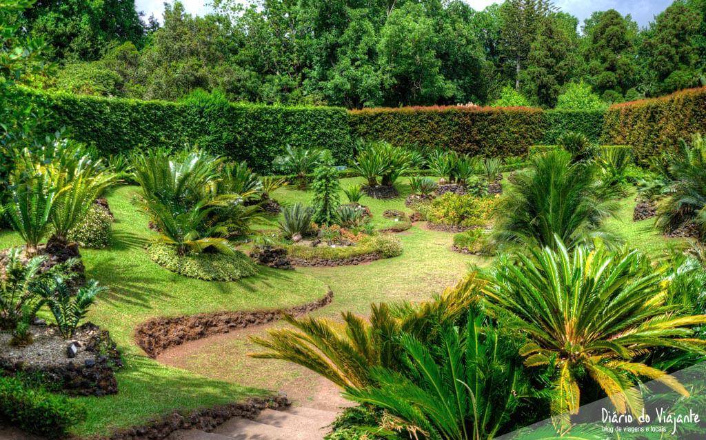 Açores: Parque Terra Nostra | Diário do Viajante