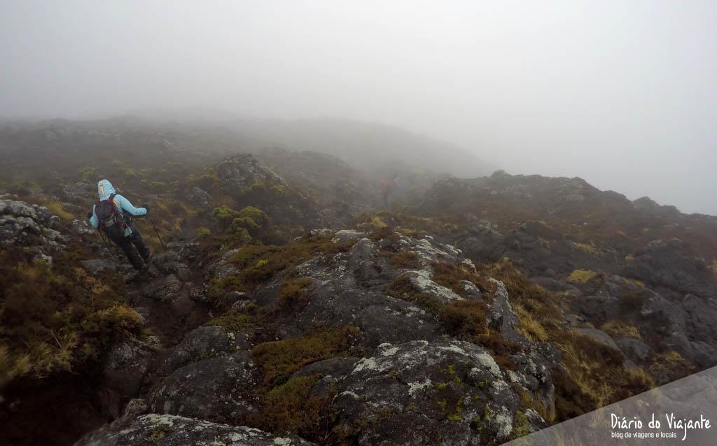 Açores: Subida à Montanha do Pico   Diário do Viajante
