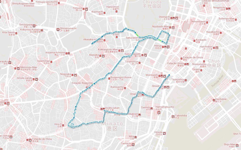 Registe as suas viagens com um GPS Tracker | Conselhos e Dicas