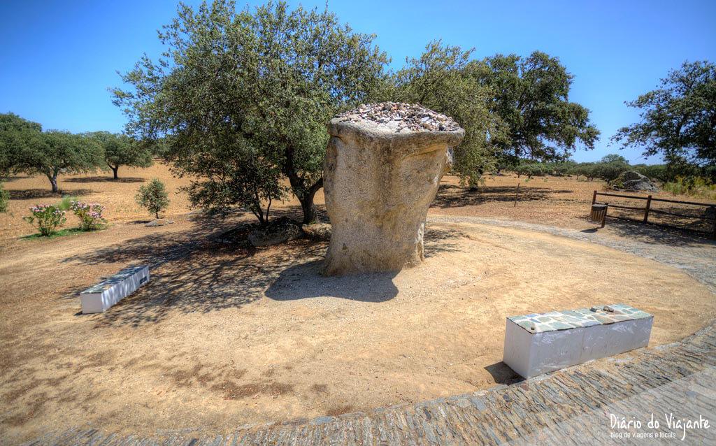 Rota Megalítica por Reguengos de Monsaraz | Diário do Viajante