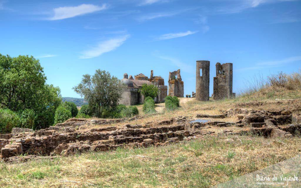 Castelo de Montemor-o-Novo   Diário do Viajante