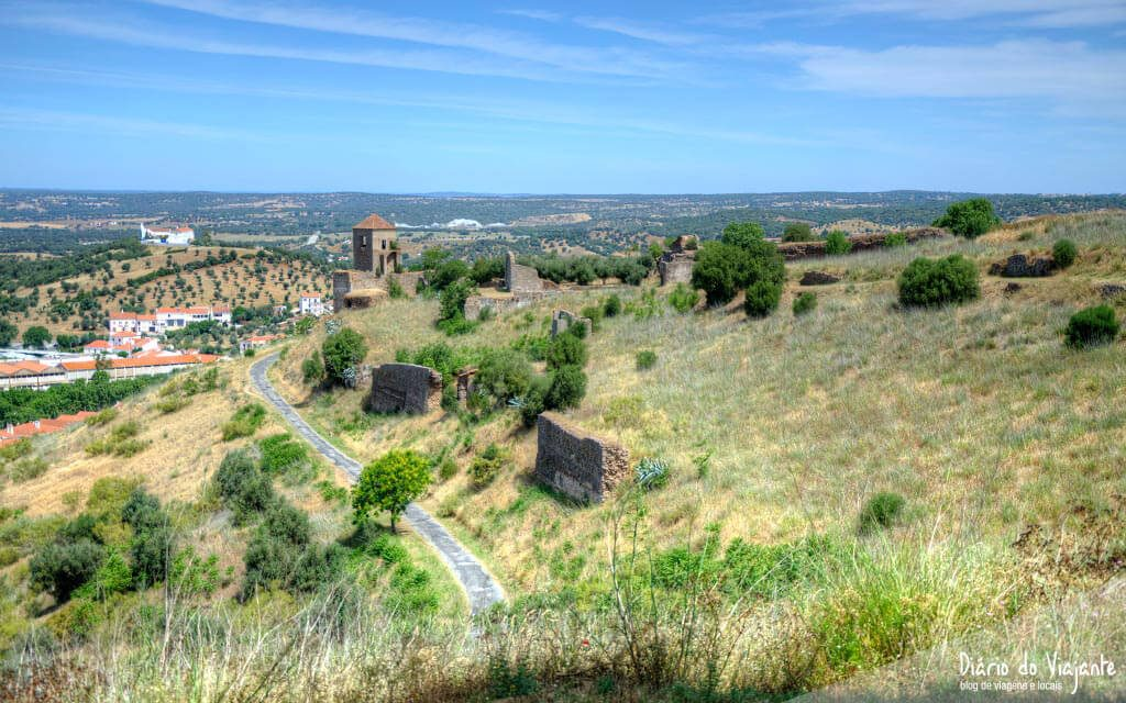 Castelo de Montemor-o-Novo | Diário do Viajante