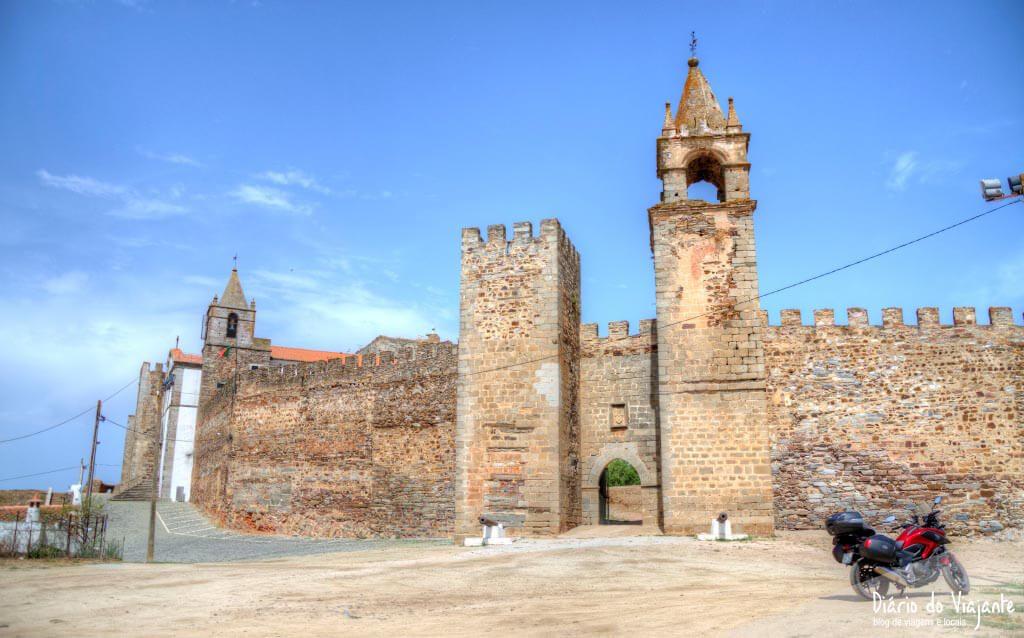 Castelo de Mourão | Diário do Viajante