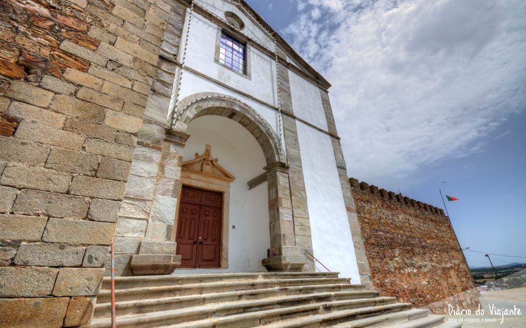 Castelo de Mourão, avistando o Alqueva | Diário do Viajante