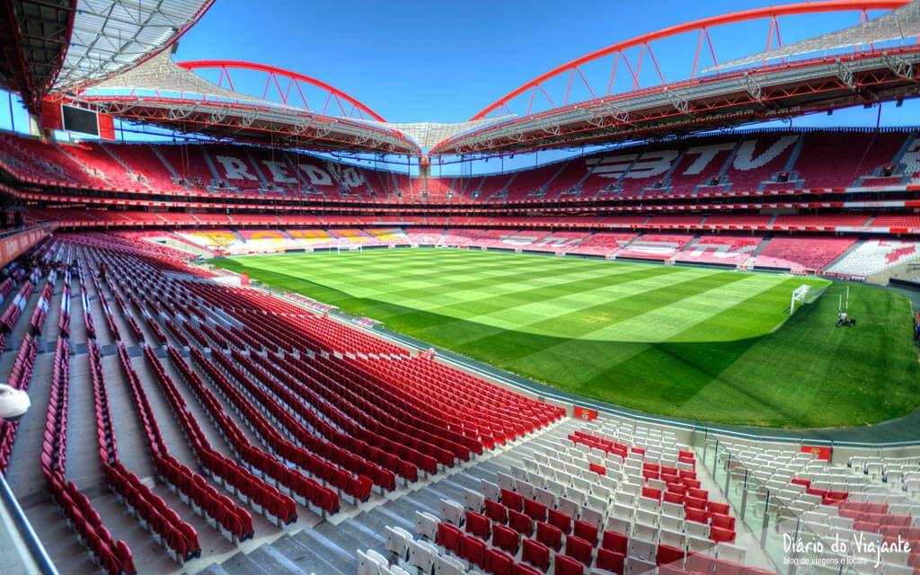 Visita ao Estádio da Luz | Sport Lisboa e Benfica