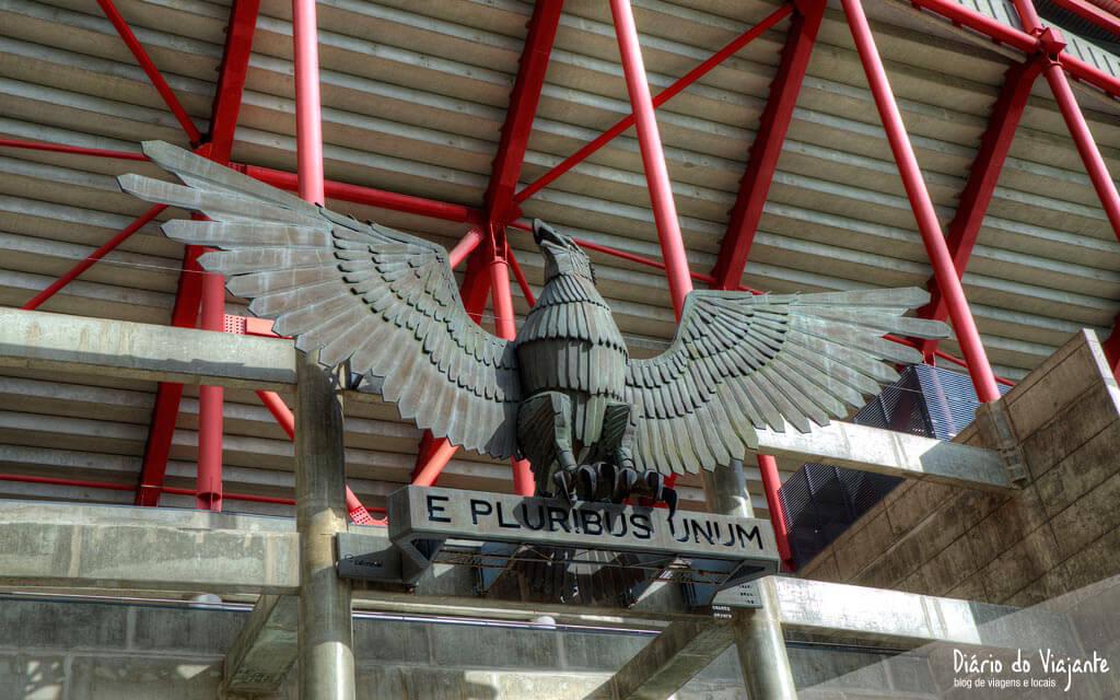 Visita ao Estádio da Luz - Sport Lisboa e Benfica | Diário do Viajante