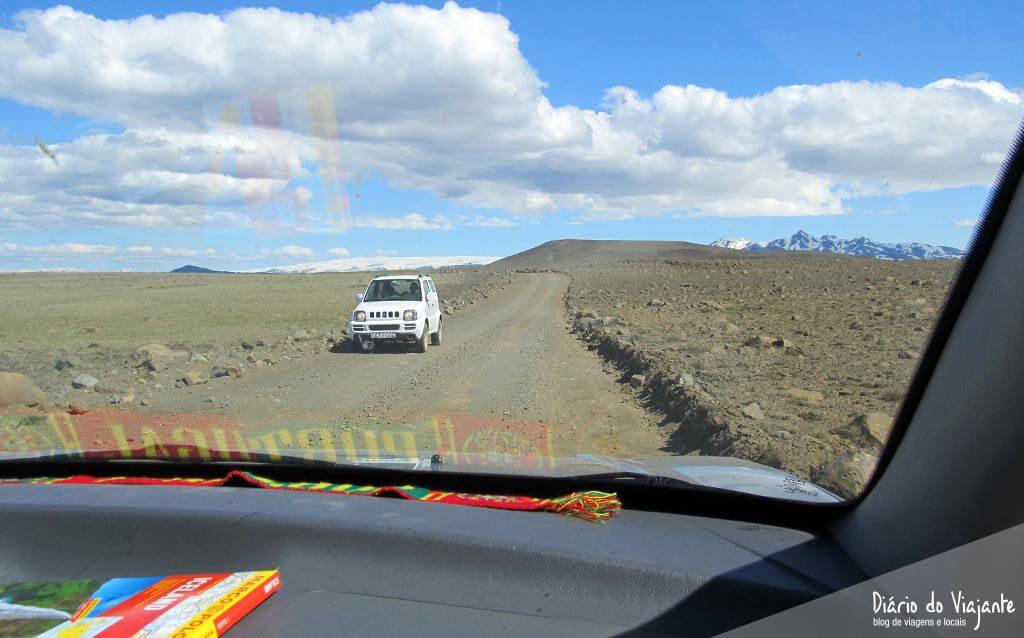 Conduzir na Islândia: Dicas e Regras | Diário do Viajante