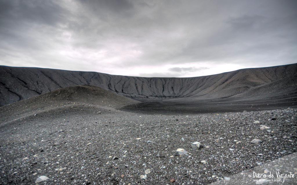Islândia: Hverfjall, o vulcão adormecido há 3000 anos | Diário do Viajante