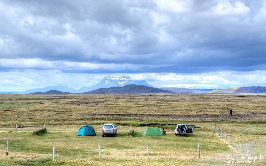 Modrudalur, um oásis por descobrir | Islândia