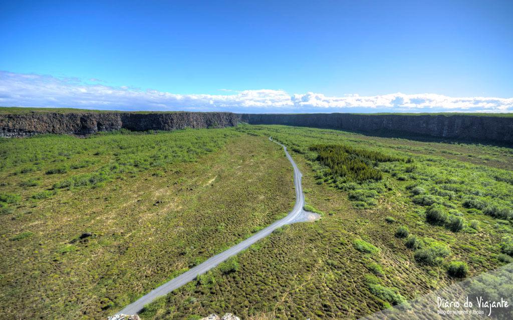 Islândia: Ásbyrgi, o abrigo dos Deuses | Diário do Viajante