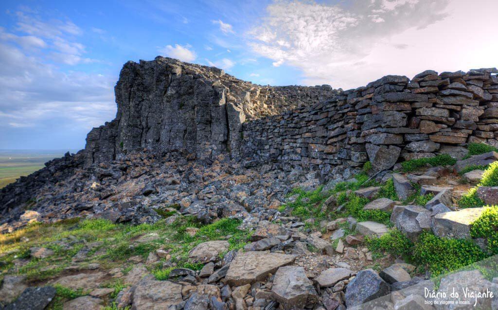 Borgarvirki, um fenómeno natural único | Islândia