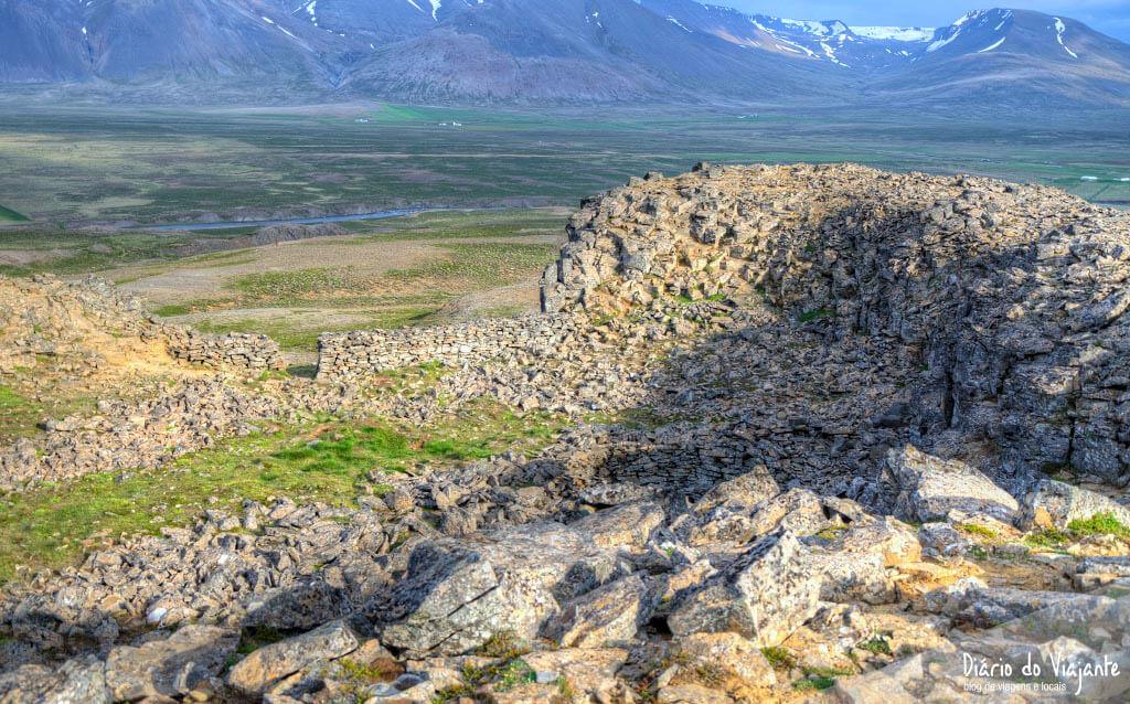 Islândia: Borgarvirki, um fenómeno natural único | Diário do Viajante