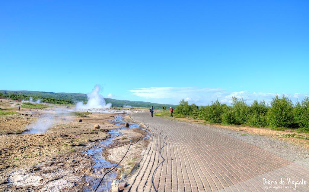 Geysir, o primeiro geyser a fazer história | Islândia