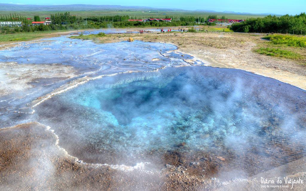 Islândia: Geysir, o primeiro geyser a fazer história | Diário do Viajante