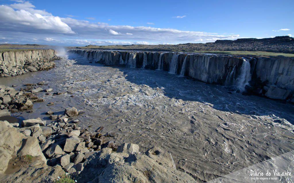 Dettifoss, a poderosa queda de água | Islândia