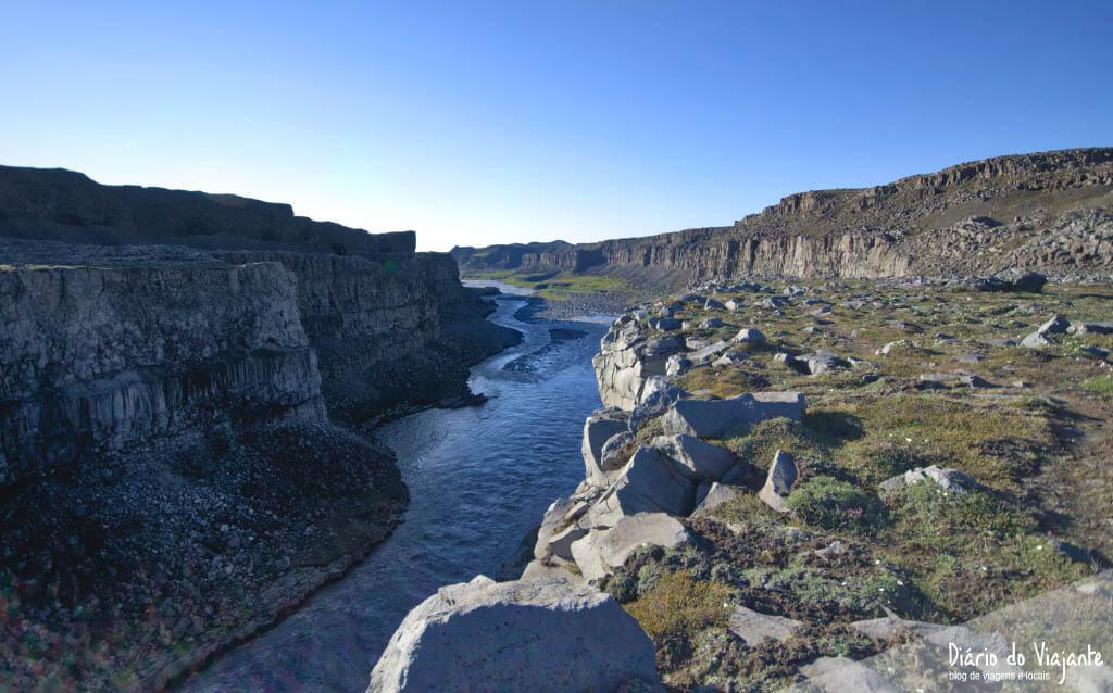 Islândia: Dettifoss, a queda de água mais poderosa da Europa | Diário do Viajante