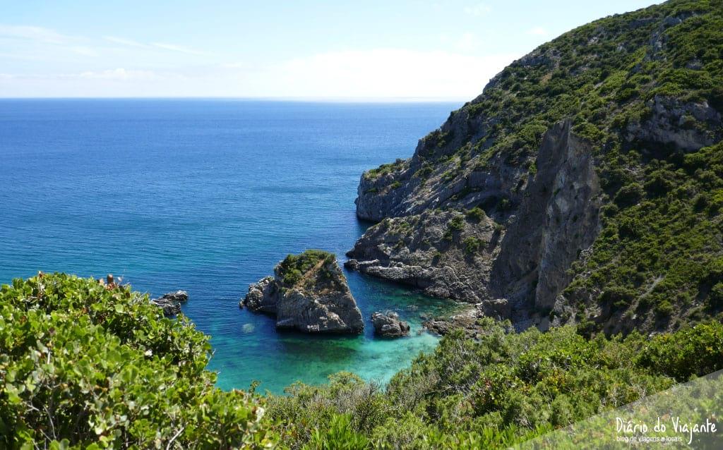 Sesimbra: Praia Ribeiro de Cavalo, um paraíso em Sesimbra | Diário do Viajante