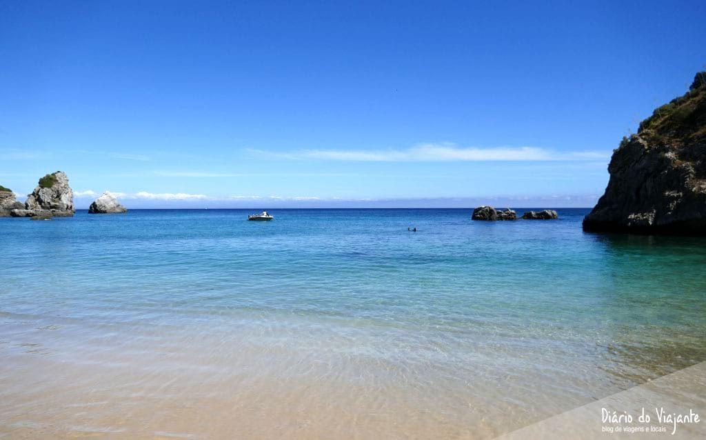 Praia Ribeiro de Cavalo | Sesimbra
